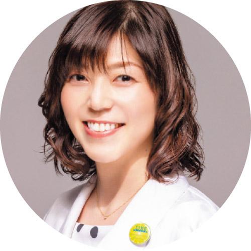 眼科医 有田玲子さん イメージ