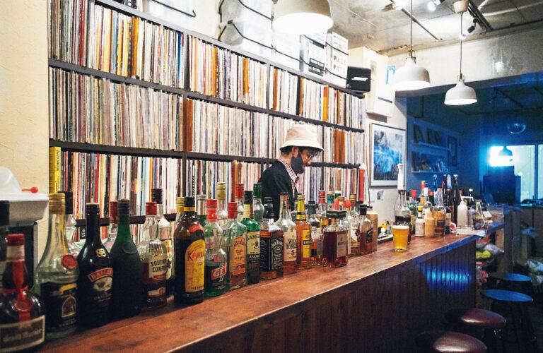 Upstairs Records & Bar