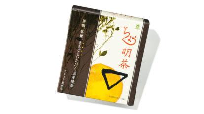 「ちょう明茶」ananカラダに良いものカタログ