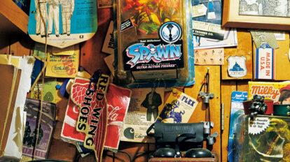 """カルチャーの震源地""""始まりの店""""へ。 Special Contents BRUTUS No.935"""