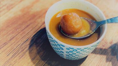心の落ち込みは、食事で改善! 薬膳スープでココロの乱れを解決。 From Editors No.2254