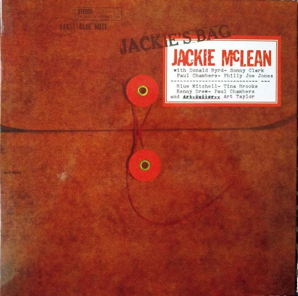 『Jackie's Bag』Jackie McLean