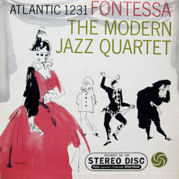 『Fontessa』The Modern Jazz Quartet