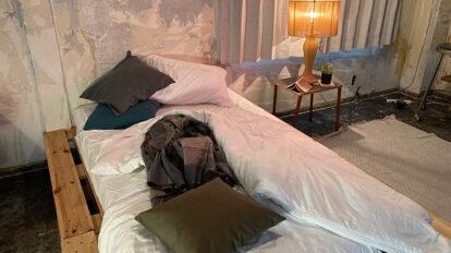 実際に撮影を行った、ヘルシーでおしゃれな寝室空間はこちら!