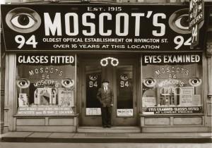 第3回 <MOSCOT> 展示会