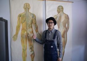 第11回 加藤伊織 (24) 柔道整体師アシスタント