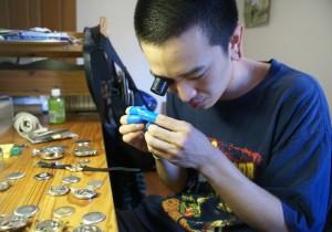 第12回 丸山 敦史 (24) 時計修理士