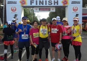 【Vol.14】ホノルルマラソン行って来ました!