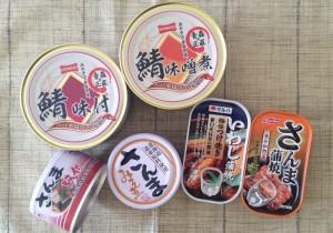 【Vol.18】健康や美容にいい青魚を缶詰で手軽に。災害時の備蓄にも!