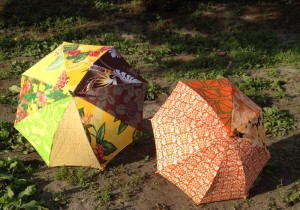 【Vol.23】お気に入りの日傘や帽子で、太陽の季節を楽しむ。