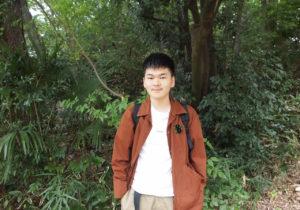 第40回 齊藤路蘭 (22) 学生