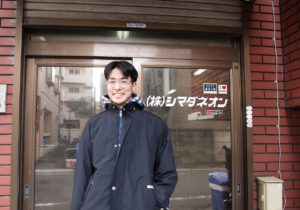 第42回 福井和来 (21) 大学生