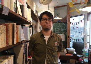 第44回『books moblo』荘田賢介さん