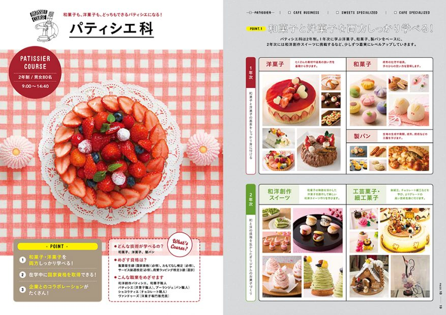 赤堀製菓専門学校