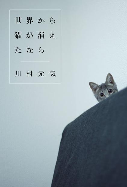 感動する・泣ける小説『世界から猫が消えたなら』